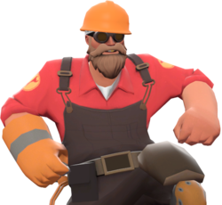 ea4d53ae247801 Gold Digger - Official TF2 Wiki | Official Team Fortress Wiki