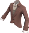Unique Frenchman's Formals (Style: Dashing) (Paint Color: Waterlogged Lab Coat)