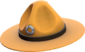 Painted Sergeant's Drill Hat B88035.png