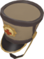 Painted Surgeon's Shako 7C6C57.png