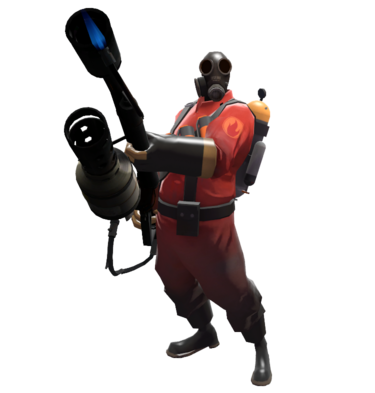 the pyro guy 2