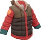 Painted Down Tundra Coat 2F4F4F.png