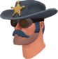 Painted Sheriff's Stetson 28394D.png