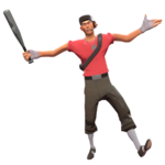 Scout taunts - Official TF2 Wiki | Official Team Fortress Wiki