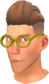 Painted Millennial Mercenary 808000 2Much2Fort! (paint glasses).png