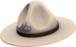 Painted Sergeant's Drill Hat A89A8C.png