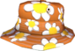 Painted Summer Hat C36C2D Carefree Summer Nap.png