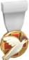 Painted Tournament Medal - Heals for Reals E6E6E6 Donor Medal.png