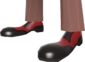 Painted Rogue's Brogues B8383B.png