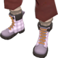 Painted Highland High Heels D8BED8.png