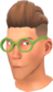 Painted Millennial Mercenary 729E42 2Much2Fort! (paint glasses).png