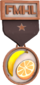 Painted Tournament Medal - Fruit Mixes Highlander 483838 Bronze Medal.png