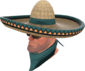 Painted Wide-Brimmed Bandito 2F4F4F.png
