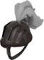 Painted Dark Falkirk Helm 7E7E7E.png