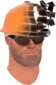 Painted Defragmenting Hard Hat 17% 654740.png