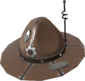 Painted Full Metal Drill Hat 694D3A.png
