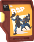 Painted Tournament Medal - RETF2 Retrospective 803020 Ready Steady Pan! Winner.png