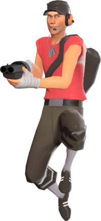 Jumping Official Tf2 Wiki Official Team Fortress Wiki