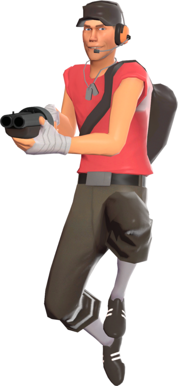 jumping official tf2 wiki official team fortress wiki. Black Bedroom Furniture Sets. Home Design Ideas