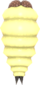 Painted Grub Grenades F0E68C.png