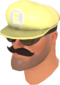 Painted Plumber's Cap F0E68C.png