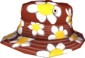 Painted Summer Hat 803020 Carefree Summer Nap.png
