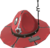 Team Spirit (RED) (Full Metal Drill Hat)