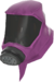A Deep Commitment to Purple (HazMat Headcase)