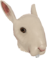 Painted Horrific Head of Hare C5AF91.png