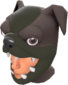 Painted Hound's Hood 2D2D24.png