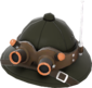 Painted Lord Cockswain's Pith Helmet 2D2D24.png