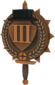 Painted Tournament Medal - Chapelaria Highlander 7C6C57 Third Place.png