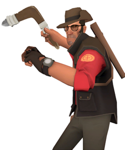 Rangers Returner Official Tf2 Wiki Official Team Fortress Wiki