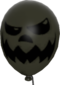 Painted Boo Balloon 2D2D24.png