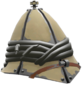 Painted Shooter's Tin Topi 2D2D24.png