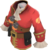 Waterlogged Lab Coat (RED) (Brawling Buccaneer)