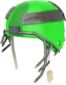 Painted Helmet Without a Home 32CD32.png