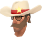 Painted Lone Star 694D3A.png