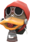 Painted Mr. Quackers 7C6C57.png