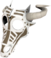 Painted Pyromancer's Mask 7C6C57 Stylish Paint.png