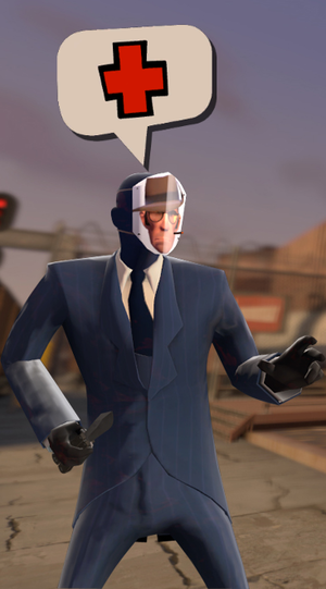 team fortress 2 spy without mask