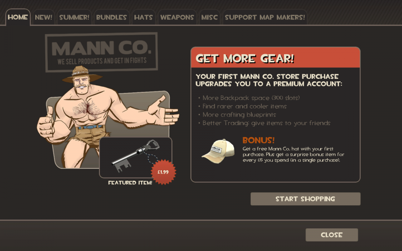 800px Mann Co Store Free Player Team Fortress 2 und Free 2 Play