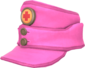Painted Medic's Mountain Cap FF69B4.png