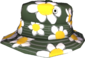 Painted Summer Hat 424F3B Carefree Summer Nap.png