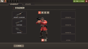 Customize items - Official TF2 Wiki | Official Team Fortress