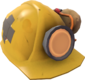 Painted Aperture Labs Hard Hat E7B53B.png