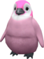 Painted Pebbles the Penguin FF69B4.png