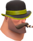 Painted Sophisticated Smoker 808000.png