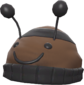 Painted Bumble Beenie 694D3A.png