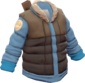 Painted Down Tundra Coat 256D8D.png